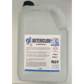 DETERCLOR CANDEGGINA GEL IGIENIZZANTE 5KG
